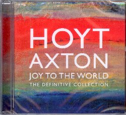 "AXTON HOYT :  JOY TO THE WORLD - THE DEFINITIVE COLLECTION  (WRASSE)  Cantautore, attore, produttore discografico, Hoyt Axton (1938-1999) è forse più ricordato nei panni del creatore di grandi ed indimenticabili hit come ""Joy to the World"", cantata dai Three Dog Night o ""The Pusher"" che è stato il primo brano della colonna sonora del film ""Easy Rider"". Le canzoni di Hoyt Axton sono state interpretate da artisti molto diversi tra loro tra i quali il Kingston Trio (""Green Back Dollar"") e Ringo Star (""No, No, Song""), solo per fare un paio di esempi. In una carriera discografica di circa quarant'anni, il repertorio di Axton ha toccato blues, folk, country, jazz, fino anche alle canzoni per bambini. Il doppio album ""Joy to the World – The Definitive Collection"" è una preziosa raccolta che offre all'ascoltatore il meglio della carriera di questo grande artista americano, tratteggiando un ritratto che è la dimostrazione di un indiscutibile e poliedrico talento musicale."