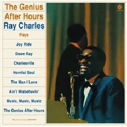 "CHARLES RAY :  THE GENIUS AFTER HOURS  (WAX TIME)  Questo Lp presenta l'album di Ray Charles ""The Genius After Hours"", da tempo non disponibile in vinile e originariamente pubblicato nel 1961 dalla Atlantic. Tutte le canzoni sono prese dalle stesse tre sessioni in studio che hanno prodotto l'album del 1957 ""The Great Ray Charles"" (Atlantic), il suo secondo album in studio per l'etichetta dei fratelli Ertegun. L'album è composto da tre brani in settetto (diretto da Quincy Jones), più altri cinque in trio, dove Charles è accompagnato dal grande Oscar Pettiford al contrabbasso. Oltre al capolavoro originale, questo Lp contiene anche 2 bonus track in settetto, ""The Ray"" e ""I Surrender, Dear"", entrambe originariamente apparse in ""The Great Ray Charles""."