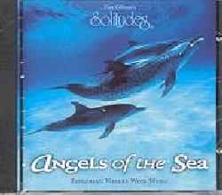 HERBERMAN JOHN :  ANGELS OF THE SEA  (SOLITUDES)  Poche creature dei mari sono magiche come i delfini, veri angeli marini. Dan Gibson ci invita in un viaggio oceanico con nove diverse specie di delfino e le loro voci sottomarine che accompagnano le rilassanti musiche di John Herberman. Best seller.